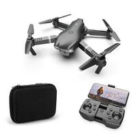 S602 4K Dual-Camera WiFi ميني مبتدئ لعبة بدون طيار، رحلة تتبع، 360 درجة فليب الارتفاع، 3-التروس السرعة، تأخذ الهاتف بواسطة لفتة، هدية كيد، 3-2