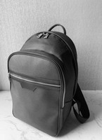 شحن مجاني 2018 حار جديد وصول أزياء المرأة حقائب مدرسية الساخن الشرير نمط الرجال حقيبة الظهر مصمم حقيبة جلدية جلدية