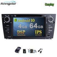 Auto-DVD-Player DSP IPS-Bildschirm Android 10 4G 64g ROM GPS für E90 E91 E92 E93 Stereo-Radio Multimedia-Navigation