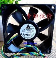 411456-001 PC 서버에 대한 새로운 라디에이터 CPU 쿨러 팬 AUB0912HH 9225 90 * 90 * 25mm DC12V 0.40A -5L1F PWM Cooling1