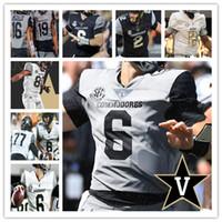 Colégio 2021 Vanderbilt Commodores Jersey Ken Seals Ke'shawn Vaughn Keyon Henry-Brooks Ben Bresnahan Dimitri Moore Abdur-Rahman