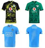 İrlandalı IRFU NRL Munster City Rugby League Leinster Alternatif Jersey 20 21 Ulster Irishman Gömlek