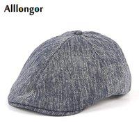 القبعات جودة عالية الأزياء الدنيم حك قبعة قبعة الرجال 2021 الرجعية القطن الربيع خمر بشة بليندر قابل للتعديل الرجال سابوي كاب