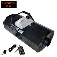 TIPTOP 3000W Fog Machine DMX512 / tempo regolarmente / Wireless regolarmente quantitativa telecomando Discoteca / Club 3000W nebbia macchina del fumo