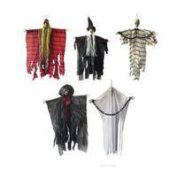 24 дюйма 60см Хэллоуин, висит пиратский ведьм заключенный жнец призрак привидения с привидениями дома побег Ужас Halloween украшения доставки Ivzzj