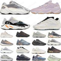 2021 Hot 700 Mens Mulheres Running Sapatos Sapatilhas Novo Hospital Blue 700 V2 Ímã Tephra Melhor Qualidade Esporte Tênis