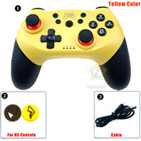 2020 Bluetooth Wireless Switch Pro Gamepad Joystick-Fernbedienung für NS-Switch-Konsole Gamepad Joystick Wireless Controller