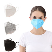 KN95 Маски mascarilla Защитные Высокое качество одноразовые маски для лица производитель пыле маски 5 plys рот Fast Shipping
