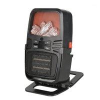 Chauffage électrique Mini Fan Chauffe-ventilateur House House Handy Office Cuisinière Radiateur Warmer Machine pour Winter1