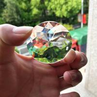 Bling 45mm Flower Heart Arrow Faceted Glass Crystal Goth Chandelier Prism 2holes Hanging Pendant Sunctcher Mobile Xms Tree H jllvKf