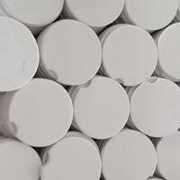 승화 빈 자동차 도자기 컵 받침 6.6 * 6.6cm 뜨거운 전송 인쇄 코스터 빈 소모품 재료 공장 가격 EAE2086-3