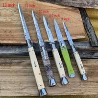 SAMSEND automática faca de dobragem faca tático faca de caça EDC 13/11 / 10/9 / 8,5 polegadas