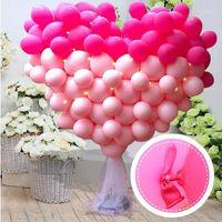 6-12 pulgadas globos de boda cola cola cola globo en forma de corazón decorativo látex baloon arreglo de fiesta feliz balon1