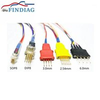 Strumenti diagnostici Supporto IProg + XProg con 5 sonde per cavi IN-circuit Cables EST Sonda Adapters Programmer SOP8 / DIP8 / 3.0mm / 2,54mm / 3,0mm PCS