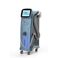 Diodo de alta qualidade laser 808 nm dispositivo de remoção de cabelo soprano gelo laser cabelo removendo profissional 808nm diodo laser beleza equipamentos