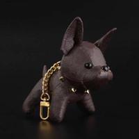 5 قطع مصمم الأزياء الكرتون الحيوان كلب صغير مفتاح سلسلة الملحقات حلقة رئيسية بو الجلود إلكتروني نمط سيارة المفاتيح الهدايا مجوهرات لا مربع