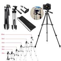 Extendable 36-100cm Adjustable Tripod Stand Mount Holder Clip for Live for Youtube Camera Phone Holder Bracket Phone Camera