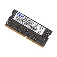 dizüstü bilgisayar için 8 GB DDR4 RAM 2666/2400/2133 MHz 260PIN 1.2V 1R * 8 SODIMM bellek