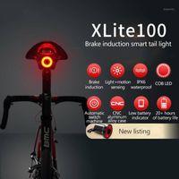 TwTicks Intelligent Bike Lights Bicicleta Freio de Bicicleta Automatização Sensing Automático Ciclismo MTB Road Bike Cauda Lâmpada Traseira Acessório XLITE1001