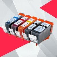 Cartuchos de tinta PGI-520 CLI-521 Cartucho para Canon PGI520 PIXMA MP540 MP550 MP560 MP620 MP630 MP640 MP980 MP990 MX860 MX870 IP3600 PGI 520