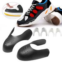 Sneaker için Ayakkabı Kalkanlar Anti-Kırışık Buruşuk Fold Ayakkabı Desteği Toe Kap Spor Topu Ayakkabı Başkanı Sedye Koruyucu Ayakkabı Ağaçları