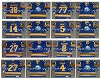 Vintage Buffalo Sabres Jersey 8 Tony McKegney 27 Brad May 4 Jerry Korab 10 Dale Hawerchuk 36 Matthew Barnaby CCM HOCKEY HOCKEY