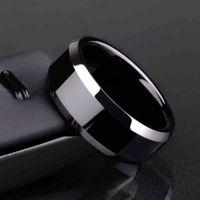 Men Titanium Black PS1702 кольцо