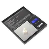 Balança de Peso Balança de Escala Digital De Bolso 4 Especificação Moeda De Prata Diamante de Ouro Jóias Pesar No Bateria Eletrônica Lla64