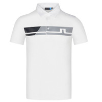Camicia da golf a manica corta da uomo primavera estate e nero abiti da golf bianca o nera sportiva all'aperto Camicia da golf S-XXL in scelte Spedizione gratuita
