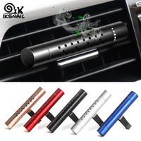 Iksnail voiture assainisseur d'air sentez-vous dans la voiture styling air vent parfum parfum parfum aromatisant assainisseur automatique accessoires d'intérieur1
