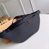 Moda Bolsas de cintura Paquete Paquete Hombres Bombag Cross Body Bag Bolsa de Hombro Temperamento Bombag Cross Fanny Pack Bum Bags Bolsos Bolsos Venta al por mayor