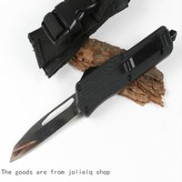 E07 Mirror Knife MT High Automatic Quality 440C Blade Outdoo...