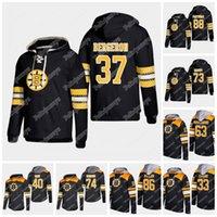 Zdeno Chara Boston Bruins Hoodie David Pastrnak Patrice Bergeron Brad Marchand Charlie McAvoy Jake Debrusk Tukka Rask David Krejci Hockey
