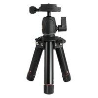 Bexin Yeni Mini Tripod Masa Masaüstü Kamera Standı Dağı Seyahat Tutucu Mobil Tripod için Kamera DSLRS Telefon için