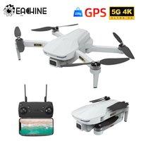 CADA EX5 RC Quadcopter 30mins Tempo de Vôo Mini Selfie Drone 5G WiFi FPV GPS com 4K HD Camera Brushless Motor Donon