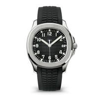 2020 mens orologi automatici movimento acciai inossidabile acciai inossidabile comodo cinturino in gomma comodo chiusura originale zaffiro vetro super luminoso montre de luxe