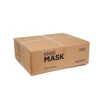 FFP2 Kn95 Koruyucu Yüz Stoku Yeniden kullanılabilir 5ply Emniyet Yüz Kalkanı Maskesi