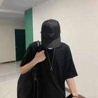2021 Erkek Şapka Retro Moda Beyzbol Çift Modelleri Ayarlanabilir Uzunluk Sonrası Kapadan Sonra Yakışıklı Erkek Caps Için İyi Tüm Maç