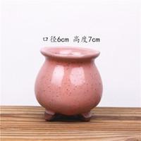 Meaty Flowerpot Mini Roxo Areia Creative Creative Pots Cerâmica Cerâmica Cerâmica Cerâmica Fábrica Fábrica Venda Direta 2 5LT P1