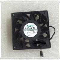 새로운 고품질 V12E24BMM9-51 24VDC 12cm 쿨러 공기 냉각 팬
