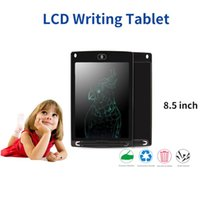 Portable Notepad elettronico Disegno scheda grafica Tablet da 8.5 pollici a cristalli liquidi intelligente tavoletta scrittura a mano con la penna dello stilo