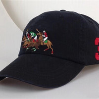 Berretto da baseball semplice Berretto da donna uomo Snapback Caps Classic Polo Style Cappello Casual Sport Outdoor Regolabile Cap Moda Moda Unisex