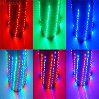 50 м 50 метрометр теплый белый светодиодный ленточный светильник светодиодный ленты 3528 SMD 5M водонепроницаемый гибкий 300LED с разъемом 2a вилка питания через DHL FedEx