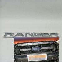 Для Ford Ranger Front Grille Emblem Logo Thargate буквы Touslate на 2012-2019