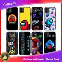 Entre nós capa de telefone do jogo para iPhone 12 pro max mini 11 pro xs max 8 7 6 6 s mais x 2021 xr caso