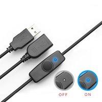 Synchronizacja danych Super Speed USB 2.0 Przewód Extender z Wskaźnikiem LED Wskaźnik LED dla Raspberry PI PC Rozszerzenie1