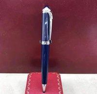 8 منتجات جديدة طبعة محدودة أقلام معدنية معدنية معدنية باشا القلم مع القلم الأحمر مربع الكرة نقطة القلم