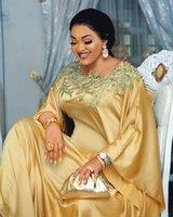 Vestidos Africanos HGTE para mulheres Dashiki Long Maxi Dress Plus Size Dress Senhoras Tradicional Roupas Africanas Fairy Dreess J1215