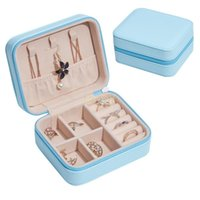 Jewelry Organizer Portable Jewelry Box Travel Jewelrys Boxes...
