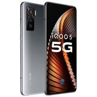"Original Vivo iQOO 5 5G Handy 12GB RAM 128 GB 256 GB ROM Snapdragon 865 Octa Kernandroid 6,56"" 50MP Fingerabdruck-ID intelligentes Handy"